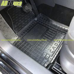 Коврики в салон VW Caddy (4 двери) (2013>)