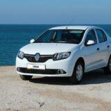 Renault logan 2013
