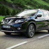 Nissan X-Trail c 2014