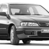 Nissan Primera 1996-2001