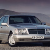 Mercedes S-Class (W140)