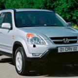 Honda CR-V 2002-2006