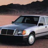 Mercedes E-Class 1986-1995