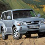 Mitsubishi Pajero 2000-2006