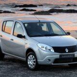 Renault Sandero 2007-2012