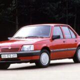 Opel Ascona C 1981-1988