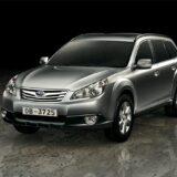 Subaru Outback 2009-2012