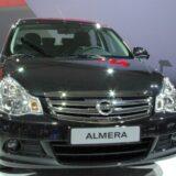 Nissan Almera c 2014