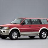 Mitsubishi Pajero Sport 1998-2002