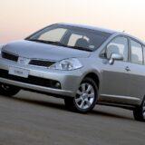 Nissan Tiida 2004-2010