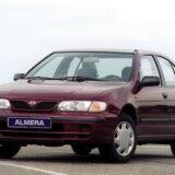 Nissan Almera 1995-2000