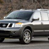 Nissan Armada 2003