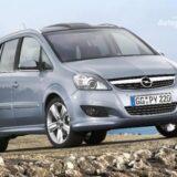 Opel Zafira B 2005-2012