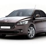 Peugeot 301 c 2012
