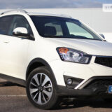 SsangYong Action c 2010