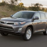Toyota Highlander c 2013
