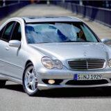 Mercedes C-Class 2001-2007