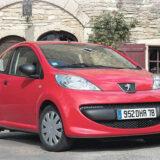 Peugeot 107 2005-2011