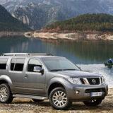Nissan Pathfinder 2010-2012