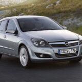 Opel Astra H 2004-2010