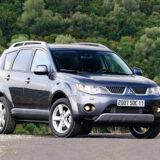 Mitsubishi Outlander XL 2007-2009