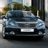 Toyota Camry 2011-2014