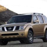 Nissan Pathfinder 2004-2010
