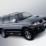 Mitsubishi Pajero Sport 2002-2010