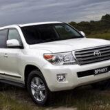 Toyota Land Cruiser 201